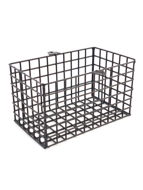 Black Steel Metal Secure CCTV Camera Cage 15x16x26cm Outdoor or Indoor