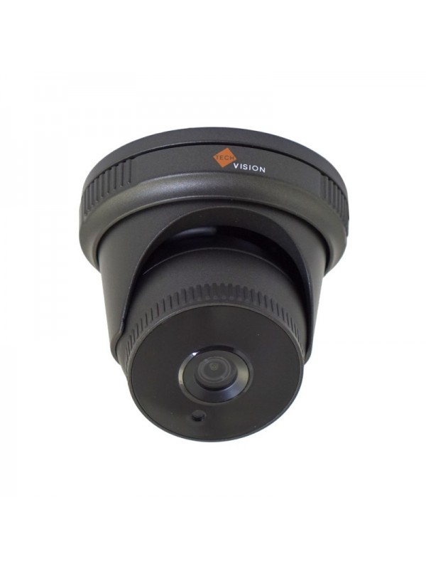 Techvision Security Group 4mp AHD Turret camera grey