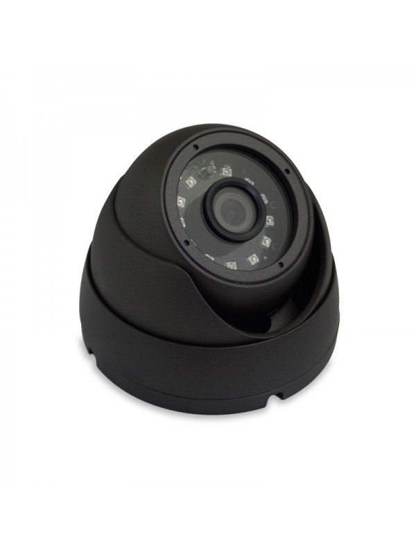 Techvision CCTV 720p (1.3 MP) AHD Dome Grey Camera