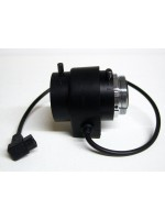 Lens 3.5 - 8mm F1.4 1/3 Inch Cs - Auto Iris Lens For Box Cameras