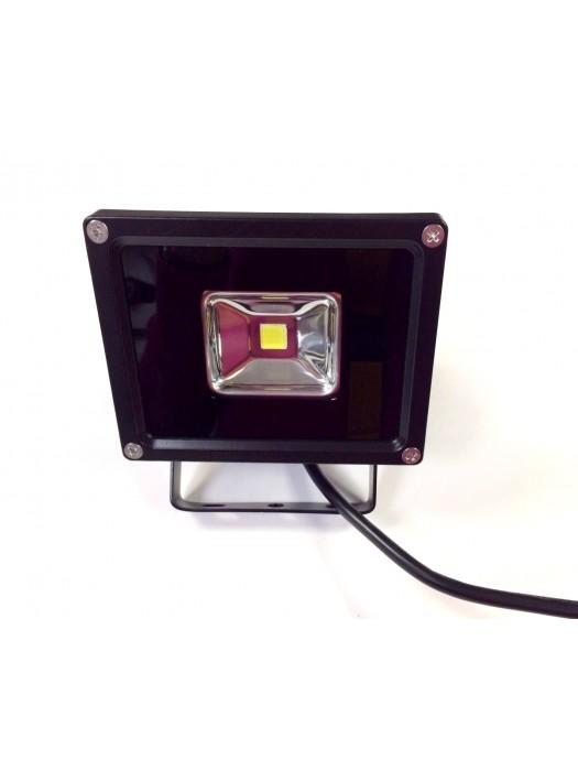 20W LED Mini Floodlight Black (cool white 6000k)